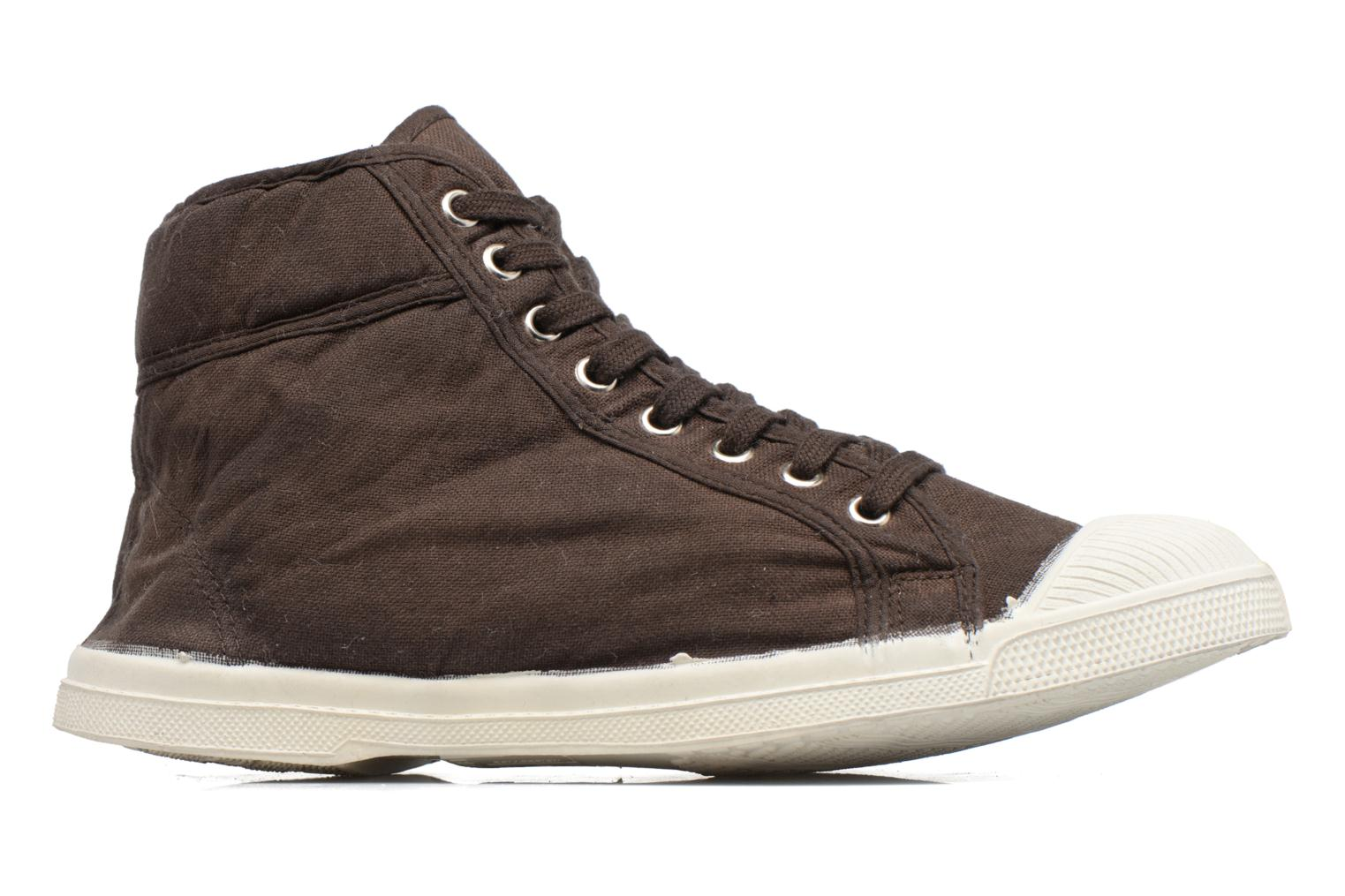 Tennis Mid H marron