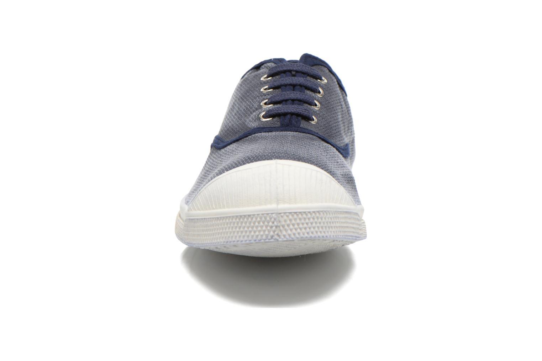 Sneaker Bensimon Tennis Vintage H blau schuhe getragen