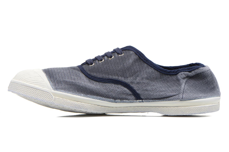 Sneaker Bensimon Tennis Vintage H blau ansicht von vorne