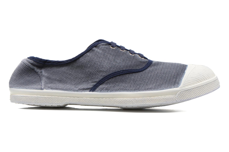 Sneaker Bensimon Tennis Vintage H blau ansicht von hinten