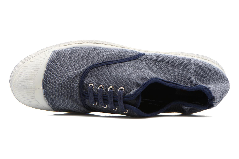 Sneaker Bensimon Tennis Vintage H blau ansicht von links