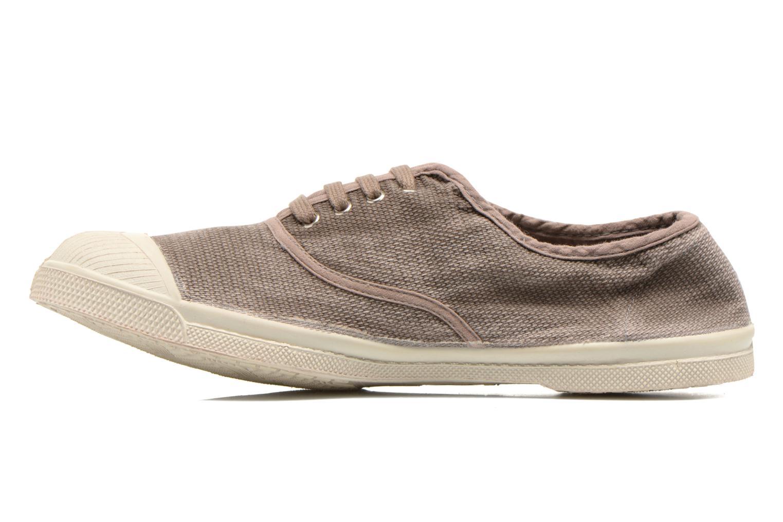 Sneaker Bensimon Tennis Vintage H beige ansicht von vorne