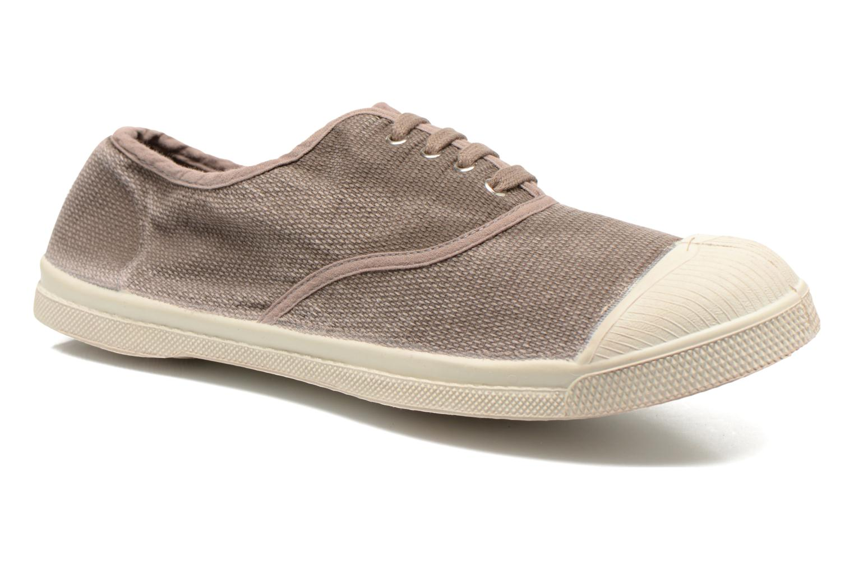 Sneaker Bensimon Tennis Vintage H beige detaillierte ansicht/modell