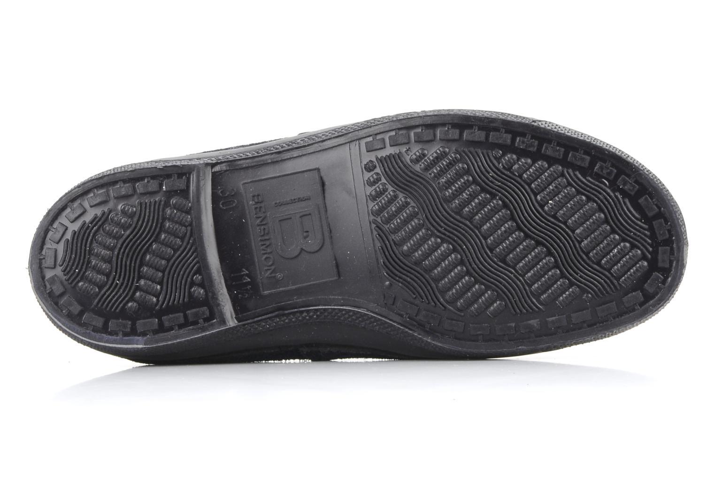 Sneakers Bensimon Tennis Suede E Blauw boven