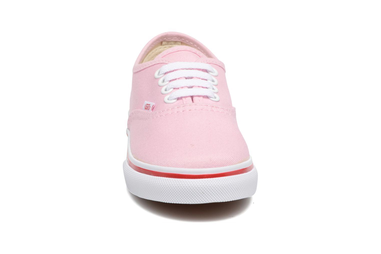 Sneaker Vans Authentic BB rosa schuhe getragen