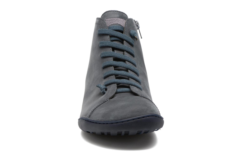 Baskets Camper Peu Cami 36411 Bleu vue portées chaussures