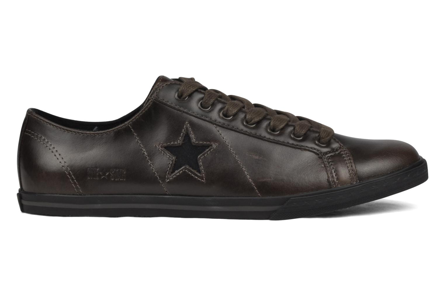 Trainers Converse One Star Low Profile Ox M Brown back view