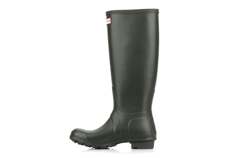 Boots & wellies Hunter Hunter Original W Green front view