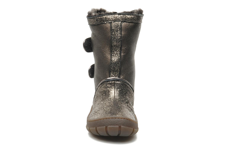 Laarzen Pom d Api Piwi Chabraque Goud en brons model
