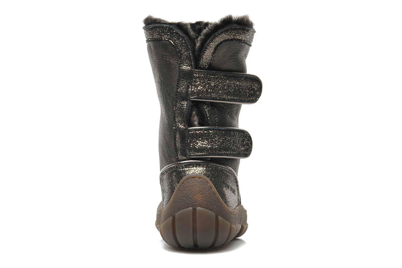 Laarzen Pom d Api Piwi Chabraque Goud en brons rechts