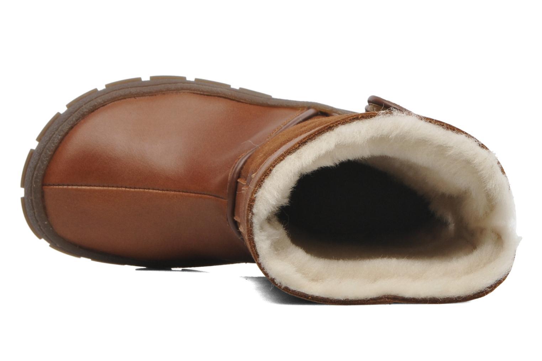 Stiefel Pom d Api Piwi Chabraque braun ansicht von links