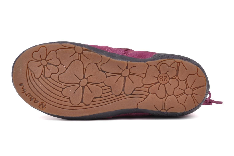 Boots en enkellaarsjes Naturino Katel Roze boven