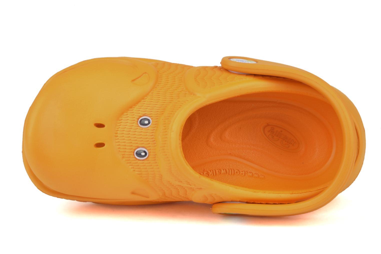 Léonard Le Canard Orange