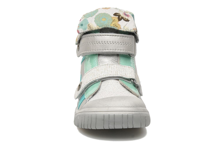 Schoenen met klitteband Babybotte Acteur Zilver model