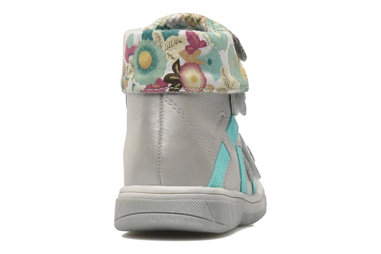 Schoenen met klitteband Babybotte Acteur Zilver rechts