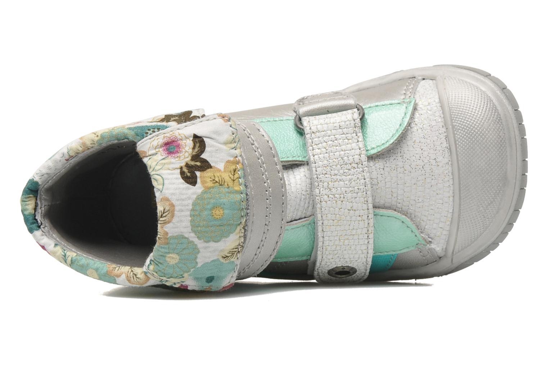 Schoenen met klitteband Babybotte Acteur Zilver links