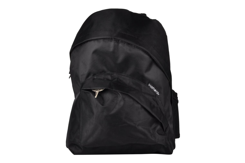 Mochilas Viahero Pilot Bag Negro vista de detalle / par