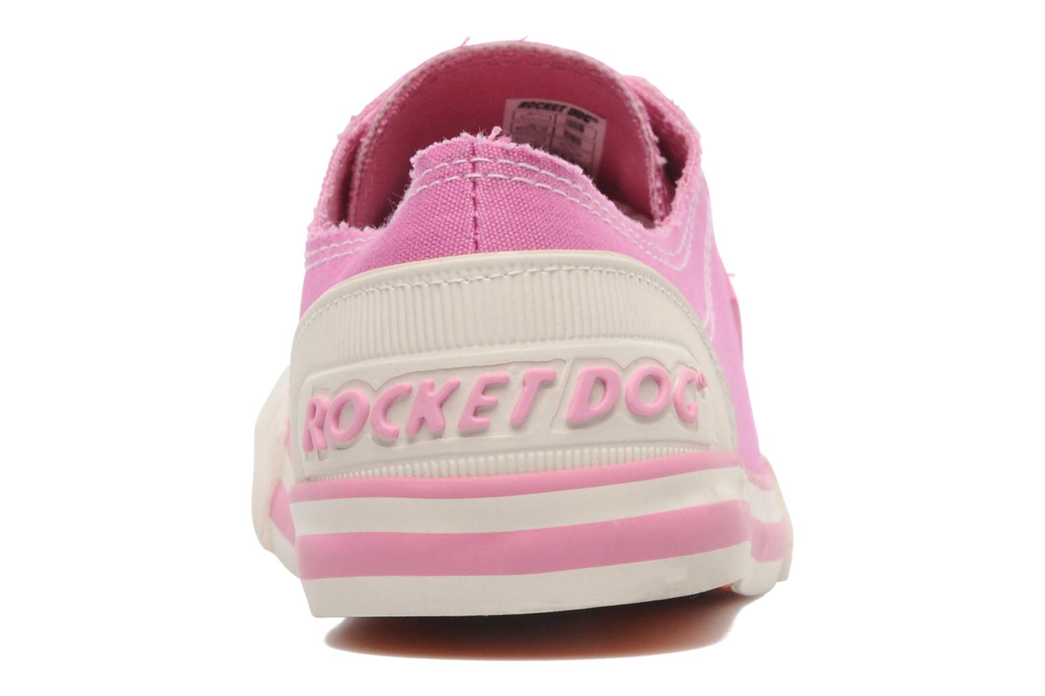 Sneakers Rocket Dog Jazzin Roze rechts