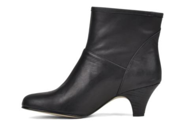 Bottines et boots Jonak Etia Noir vue face