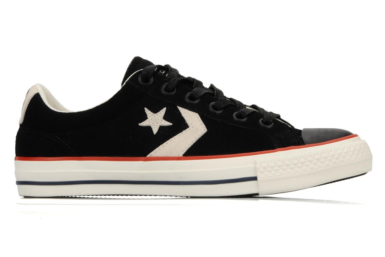 Sneakers Converse Star Player Ev Suede Ox W Nero immagine posteriore