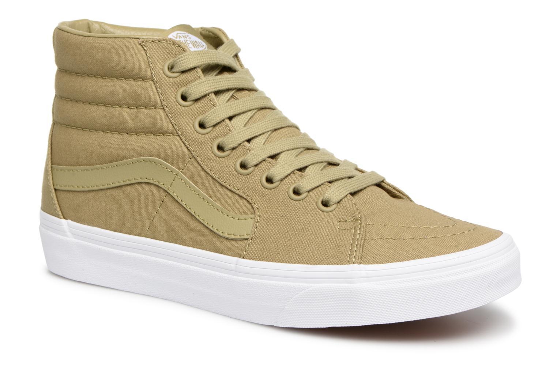 Grandes descuentos últimos zapatos Vans SK8 Hi W (Beige) - Deportivas Descuento