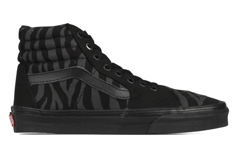 Black Vans SK8 Hi W (Noir)