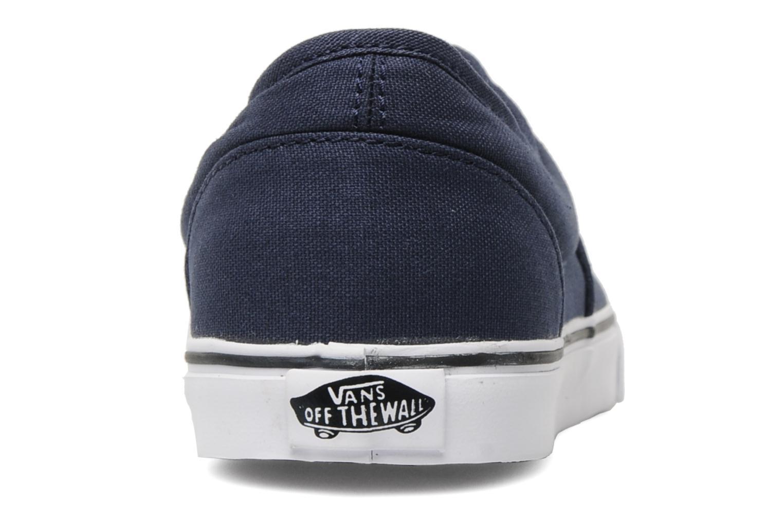 Sneakers Vans LPE M Blauw rechts