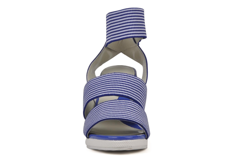 Sandals Mellow Yellow Hatchoum Blue model view