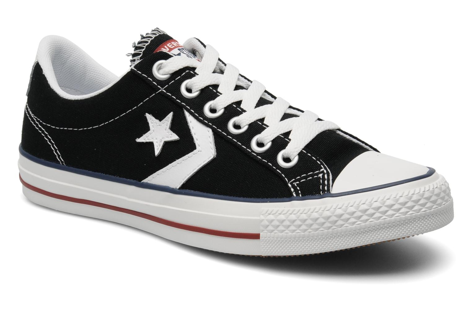 Star Player Ev Canvas Ox W noir-blanc
