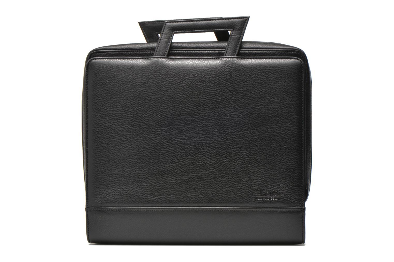 Business Lin & Gelli Elegy Notebook Zwart detail