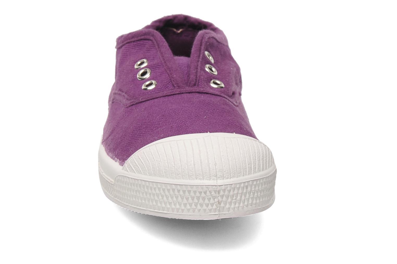 Sneaker Bensimon Tennis Elly E lila schuhe getragen