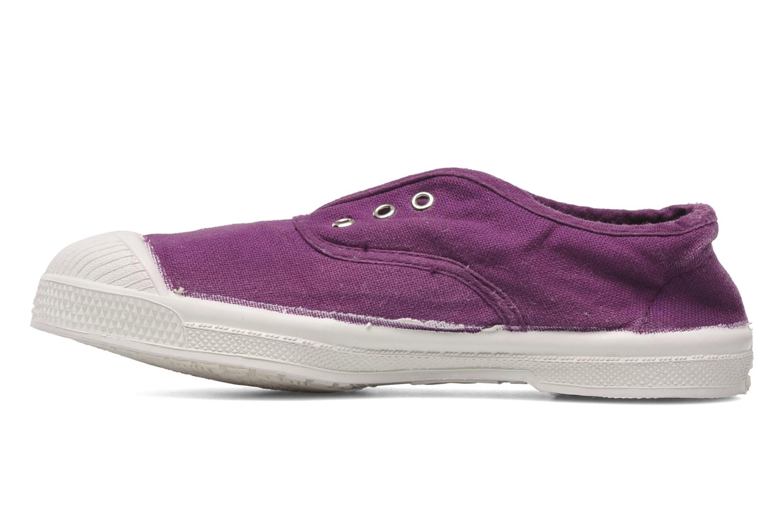 Sneakers Bensimon Tennis Elly E Paars voorkant