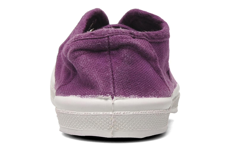 Sneakers Bensimon Tennis Elly E Paars rechts
