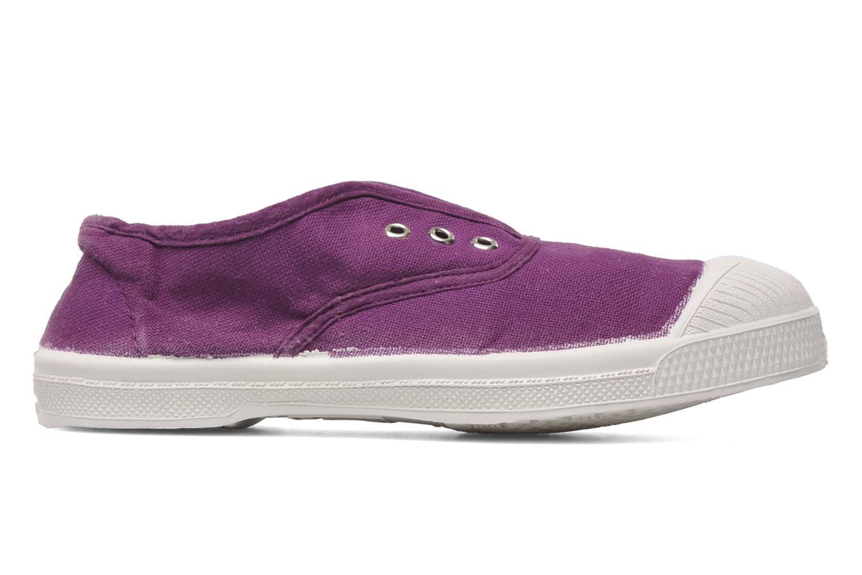 Sneakers Bensimon Tennis Elly E Paars achterkant