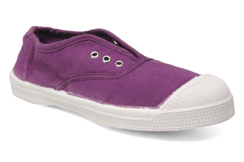 Sneakers Bensimon Tennis Elly E Lilla detaljeret billede af skoene