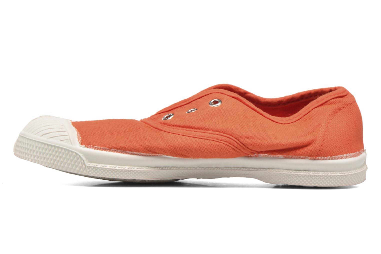 Sneaker Bensimon Tennis Elly E orange ansicht von vorne