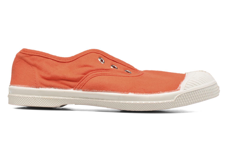 Sneaker Bensimon Tennis Elly E orange ansicht von hinten