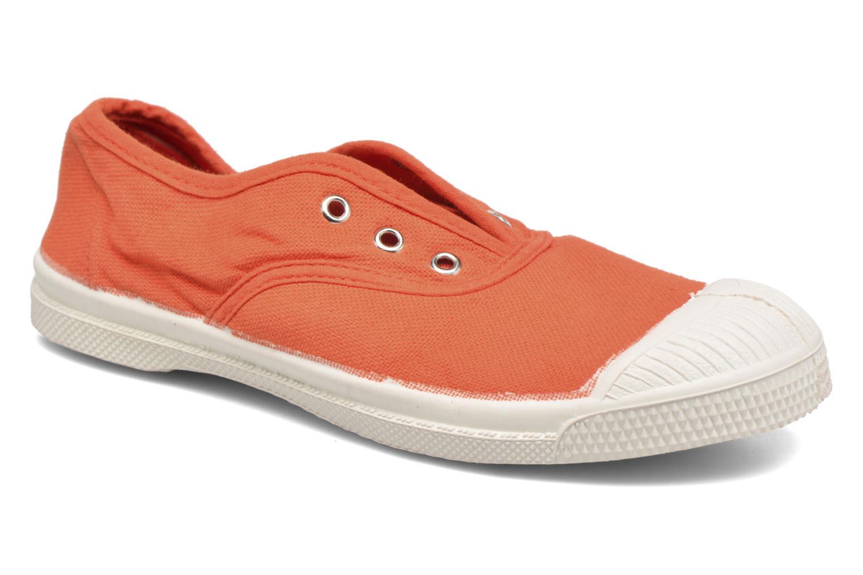Sneaker Bensimon Tennis Elly E orange detaillierte ansicht/modell