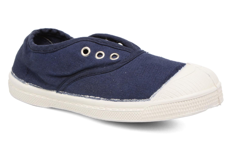 Sneakers Bensimon Tennis Elly E Blå detaljeret billede af skoene