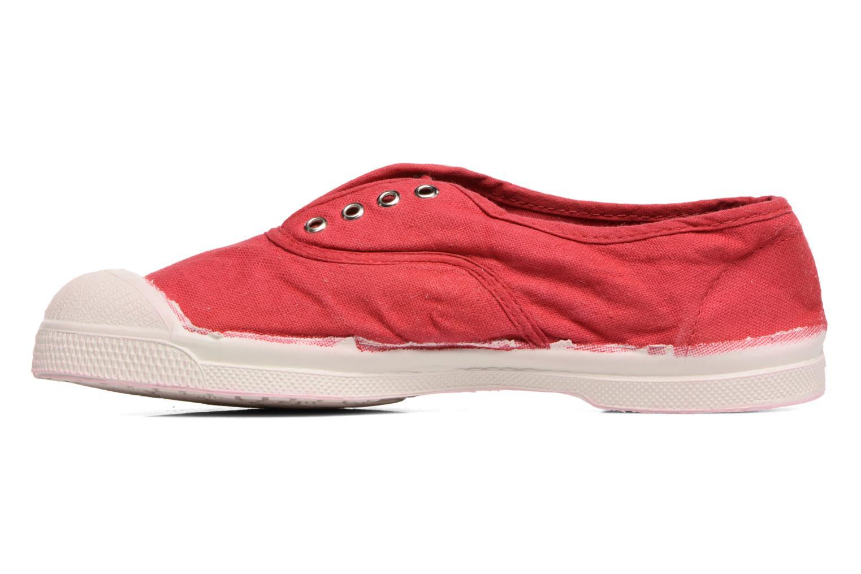 Sneaker Bensimon Tennis Elly E rot ansicht von vorne