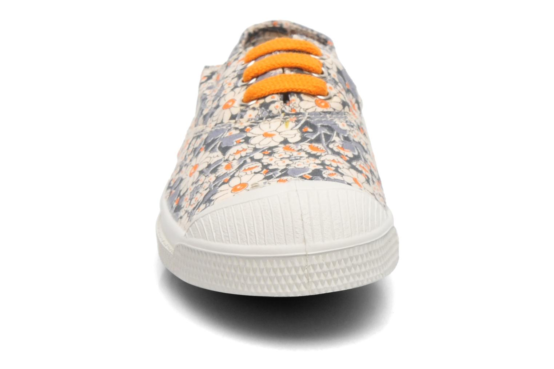 Sneakers Bensimon Tennis Liberty E Multicolore modello indossato