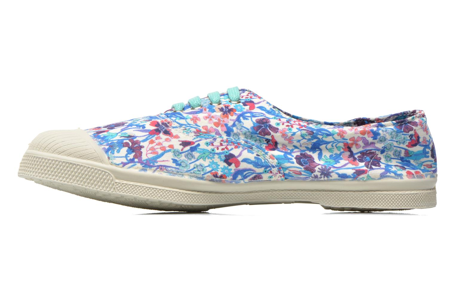 Trainers Bensimon Tennis Liberty Multicolor front view