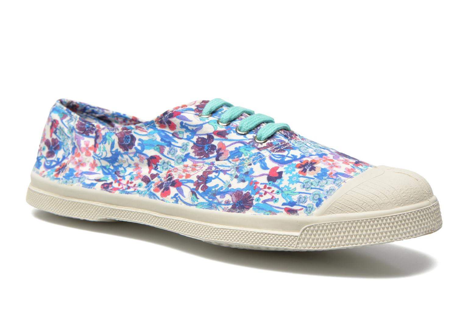 Trainers Bensimon Tennis Liberty Multicolor detailed view/ Pair view