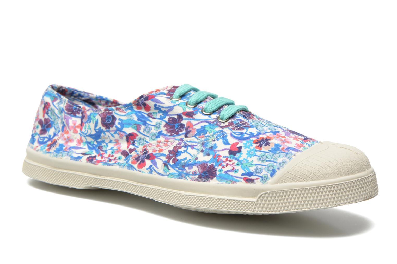 Sneakers Bensimon Tennis Liberty Multicolor detail