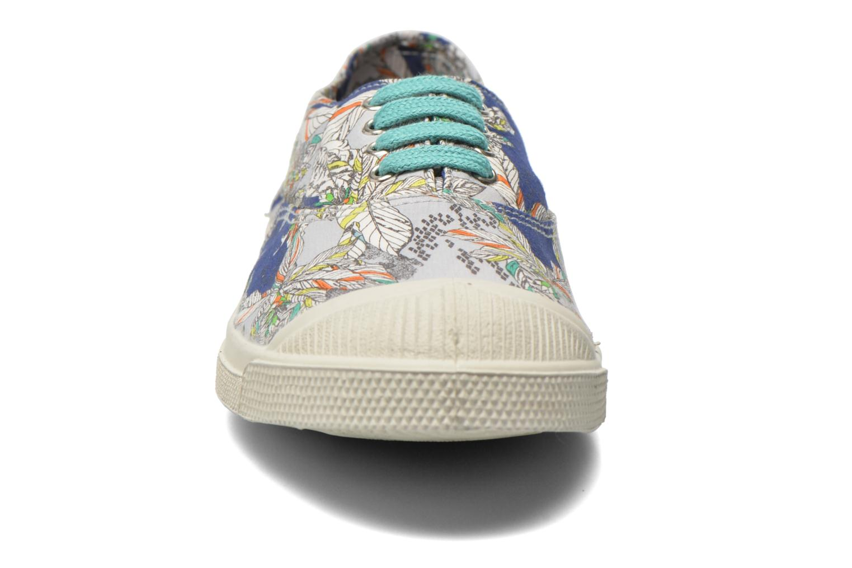 Sneaker Bensimon Tennis Liberty mehrfarbig schuhe getragen