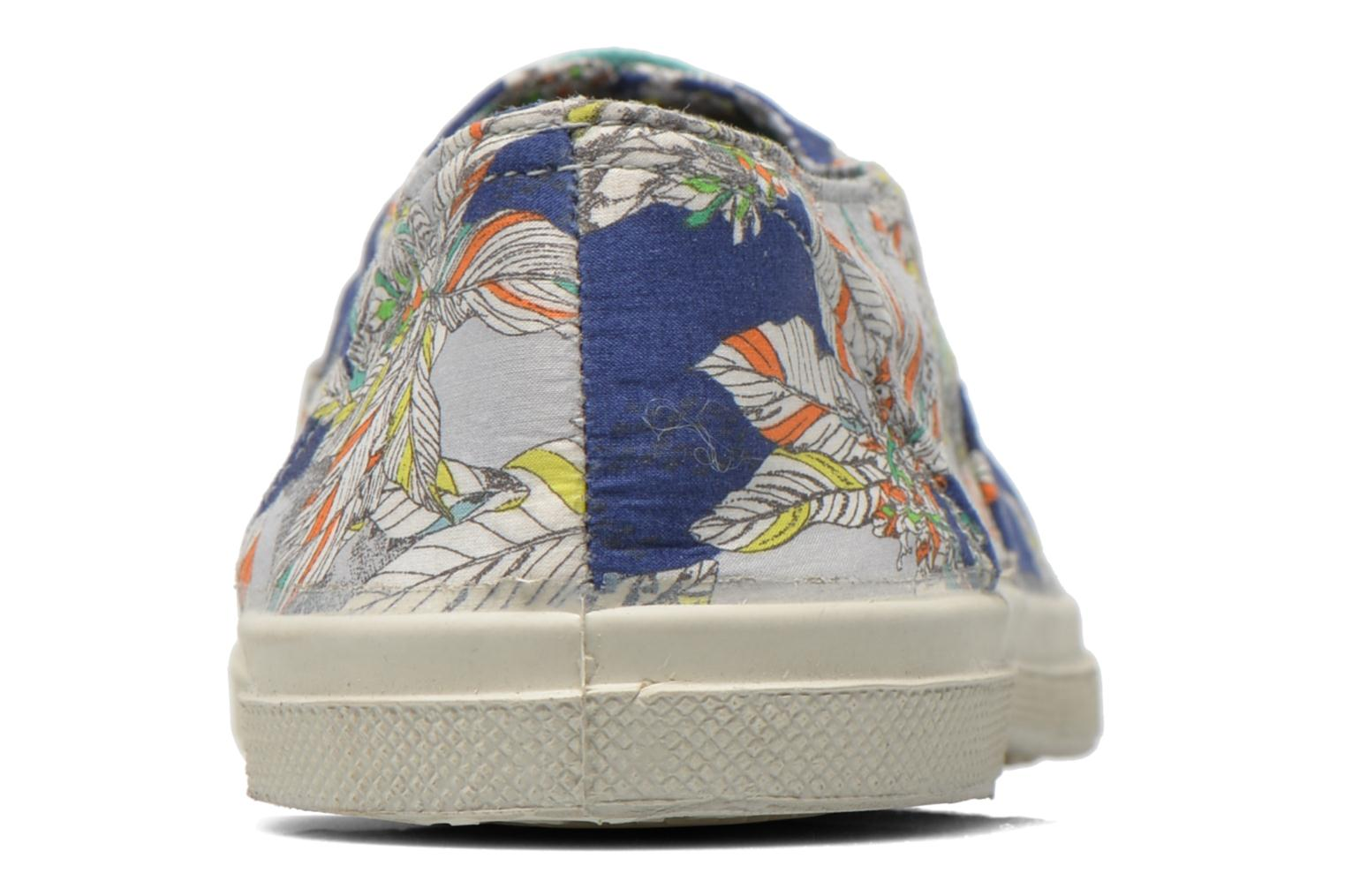 Baskets Bensimon Tennis Liberty Multicolore vue droite