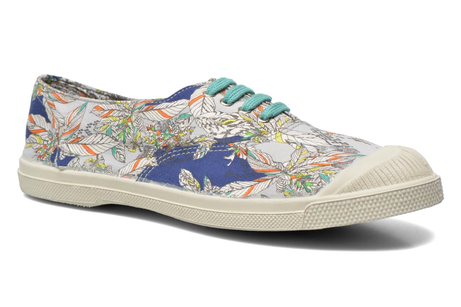 Sneakers Bensimon Tennis Liberty Multicolor detail