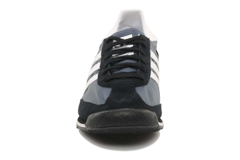 SL 72 Dark Onix - White - Black 1
