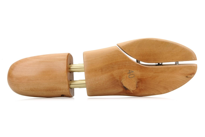 Productos de limpieza Famaco Horma de madera Beige vista de arriba