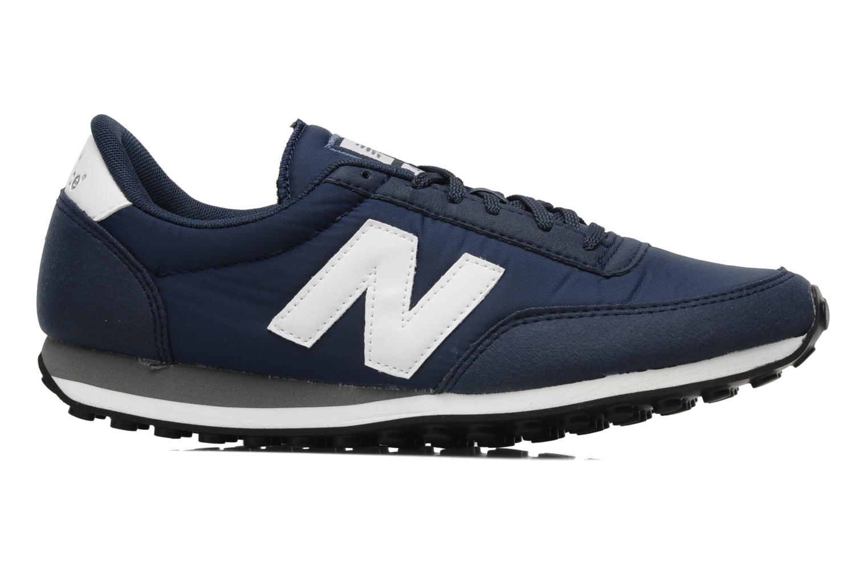 Sneakers New Balance U410 Blauw achterkant